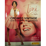 Album Tini Gran Cambio Violetta Completo. Figuritas A Pegar