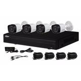 Kit Video Vigilancia Dahua Technology Kit4104hs3-hfw1000r3