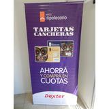 Banner Publicitario Oferta 90 X 190 Cm Cartel Gigantografia