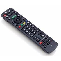 Controle Remoto Panasonic Plasma / Lcd / Led Tv Viera Tools