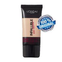 Loreal ® Infallible Base Pro-matte 24 Hs Original Import Eua