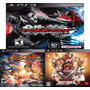 Tekken Tag 2 Ps3 Digital + 2 Juegos Peleas