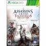 Fisico Xbox 360 Trilogia Assassins Creed Americas Collection