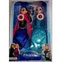 Bonecas Do Filme Frozen Musical Anna E Elsa Olaf De Brinde