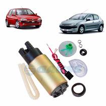 Bomba Combustivel Refil Carro Gasolina Peugeot 106 206