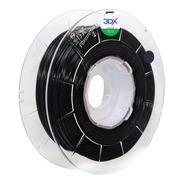 Filamento Petg 1,75 Mm | 500g | Preto Translucido