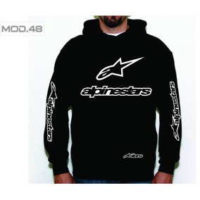 Sudadera Alpinestar Tallas Disponibles Ch-m-g-xl