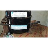 Compresor De Nevera 1/4 5 Tubos R134a