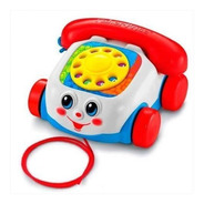 Fisher Price Telefone Feliz Dpn22 Mattel