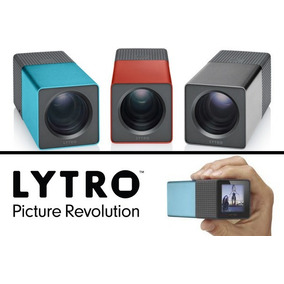 Camara Fotografica Lytro - Revolucion En Imagenes