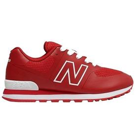 new balance rojas y negras