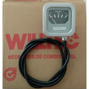 Relogio Nivel Gasolina Fusca 1300 71 72 73 74 Wiltec W23901c