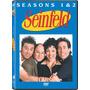 Dvd: Seinfeld 1 Y 2 Temporada Completa