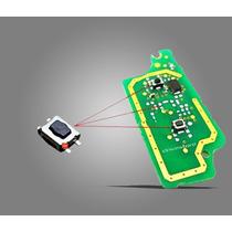 Botão Táctil Placa Telecomando Citroen Peugeot Original 3pçs