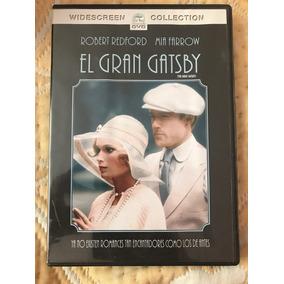Dvd El Gran Gatsby Robert Redford Envío Gratis