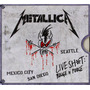 Metallica - Live Shit Binge & Purge [ 3cd + 2dvd ] Importad