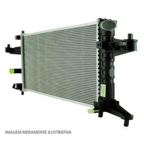 Radiador Água Gm Celta Com Ar 2006 A 2012 Valeo Original