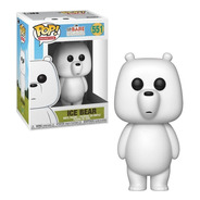 Boneco Funko Pop We Bare Bears - Ice Bear 551