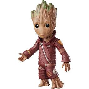 Figura De Accion Hasbro Baby Groot Guardianes De La Galaxia