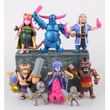 Clash Royale Clash Of Clans 8 Figuras 6-12 Cm