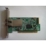 Asus Tiger Rev 2.00c Placa De Tv Pci