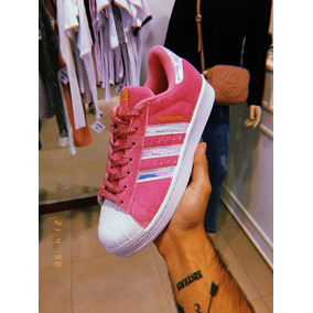 Zapatilla adidas Originals Superstar Peluche