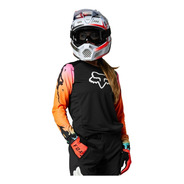 Jersey Moto Fox Mujer Defend Pyre