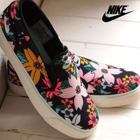 Zapatilla Nike Toki Slip Print ...