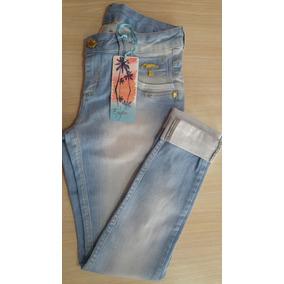 Calça Empório Jeans Claro Tamanho 42