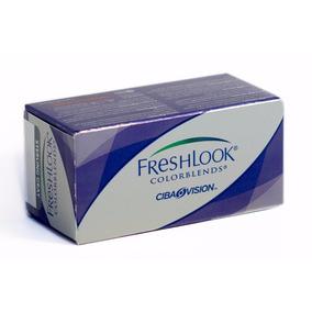 Freshlook Colorblends+ Envío Express! 12 Colores Disponibles