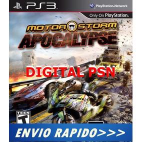 Motorstorm Apocalypse Digital Psn - Ps3 Envio Rápido