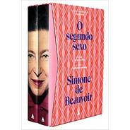 Box O Segundo Sexo 2 Livros - Simone De Beauvoir