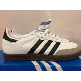 Tenis adidas Original`s Samba Og D Piel 100%orginales Bz0057