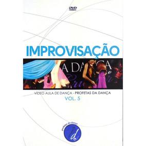 Dvd Improvisação Ministrio Profetas Da Dança Igreja Teatro