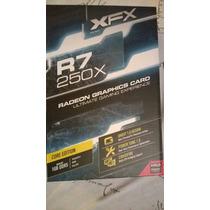 Ati R7 250x 1gb Ddr5 Impecable Placa Gamer