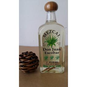 Tequila Da Larva Mezcal Don Juan 700ml - Frete Grátis !!!