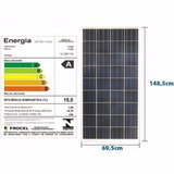 Painel Solar Fotovoltaico 150wp - Yingli Solar