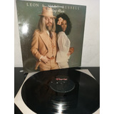 Leon & Mary Russell / 1976 / Lp Wedding Usa