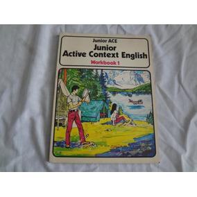 Junior Active Context English, Workbook 1 De Ed. Macmillan