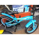 Bicicleta Infantil R16 Varon Sbk-fat-bike (urbana Bikes)
