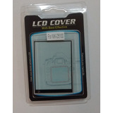 Protector Acrilico P/ Lcd Nikon D3100 D3400 Microcent
