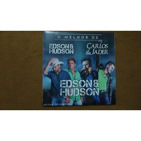 Cd O Melhor De Edson E Hudson