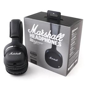 Fone De Ouvido Marshall Mid Ear Bluetooth Preto