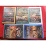 Coleção A Bíblia Lote 5 Dvds Originais Único No Ml Compre Já