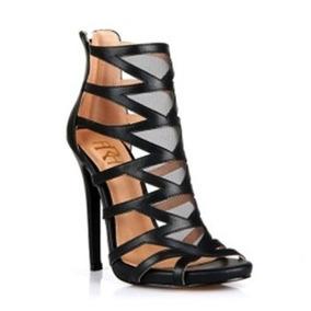 Zapatos De Tacon, Ejecutivos, De Vestir, Wild Diva Qupid