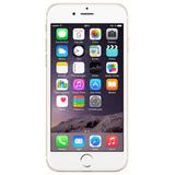 Iphone 6 128gb Dourado Bom Seminovo C/ Garantia E Nf