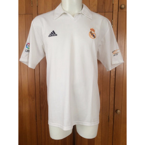 Jersey Real Madrid Local Centenario 2002 adidas 100 Años