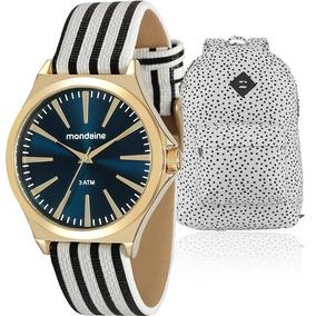 5c12591c83c Relógio Feminino Mondaine Perolado - Relógios no Mercado Livre Brasil