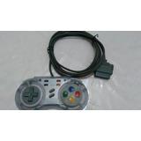 Controle Sn Propad Turbo - Interact - Snes Leia!