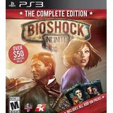 Bioshock Infinite Complete Edition Ps3 Digital -digipower-